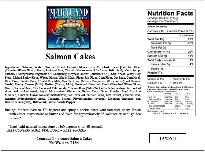 Maryland Chocolate Chip Cookies Nutritional Info
